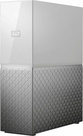 Сетевое хранилище NAS WD Original 6Tb WDBVXC0060HWT-EESN My Cloud Home 1xDisk 1-bay