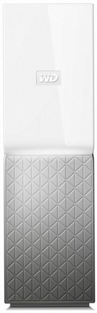 Сетевое хранилище NAS WD Original 8Tb WDBVXC0080HWT-EESN My Cloud Home 1xDisk 1-bay